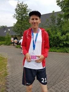 Foto zur Meldung: Bronzemedaille für das Deutsche Nationalteam Special Hockey