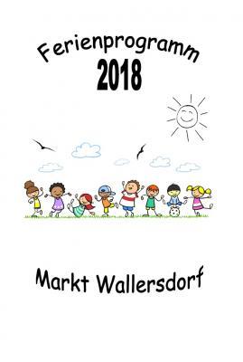 Vorschaubild zur Meldung: Ferienprogramm 2018
