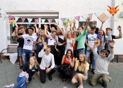 Foto zur Meldung: Ideen sammeln für ein interessantes Falkensee - JugendForum Falkensee veranstaltete JugendKonferenz im Egal