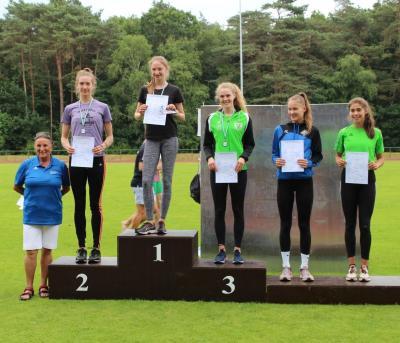 Vorschaubild zur Meldung: 16.+ 17.06.2018: Landesmeisterschaften in Papenburg