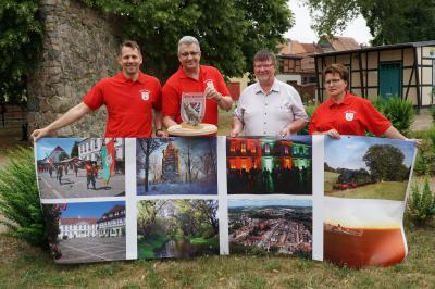 Foto zu Meldung: Pritzwalker Delegation beim Hansetag in Rostock dabei