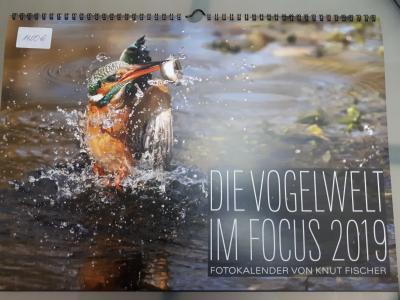 Foto zur Meldung: Der zweite Kalender für 2019 ist auch schon da