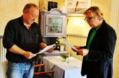 Foto zu Meldung: Bürgermeister Sönke Siebke geht in die dritte Amtszeit – Neue Gemeindevertretung konstituiert