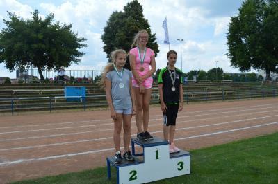 Foto zur Meldung: 21. Kinder- und Jugendsportspiele des Landkreises OSL  LA Dreikampf