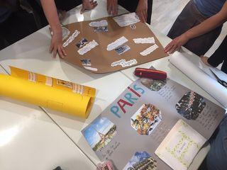 Foto zur Meldung: Französisch Klasse 10 - Projekt mit einer französischen Klasse