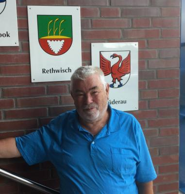 Bürgermeister Peter-Michael Neumann