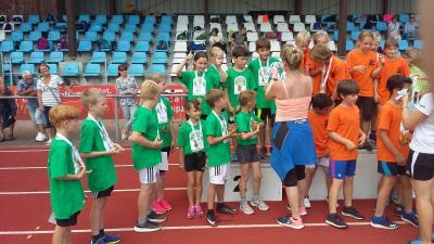 Vorschaubild zur Meldung: Grundschulsportfest in Torgau