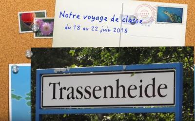 Vorschaubild zur Meldung: Voyage de classe (6a et 6b) à Trassenheide