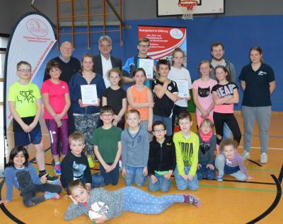 Foto zur Meldung: Ausbildung Schulsportassistenz Teil 3 in Hildesheim