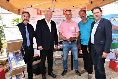 """Foto zur Meldung: Die Hessische Energiespar-Aktion (HESA) informiert: Kostenlose """"Bürgersprechstunden Energie"""" in Nauheim ab 20. August"""