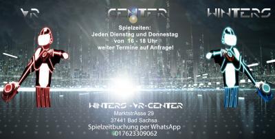 Foto zu Meldung: Ferienpass: Sonderpreise in Winters VR-Center, Bad Sachsa