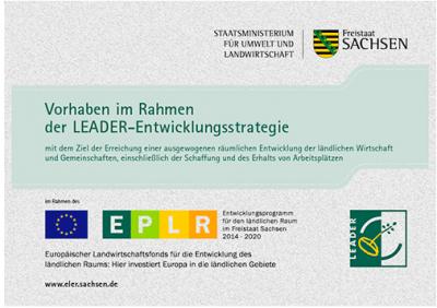 Vorschaubild zur Meldung: Bewilligungsbescheid über Förderung des Vorhabens Sanierung Trauerhalle Wiederau