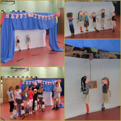 Foto zur Meldung: Wenn die Puppen tanzen...
