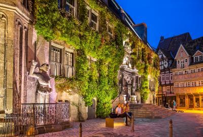 Foto zu Meldung: Gemeindefahrt nach Quedlinburg