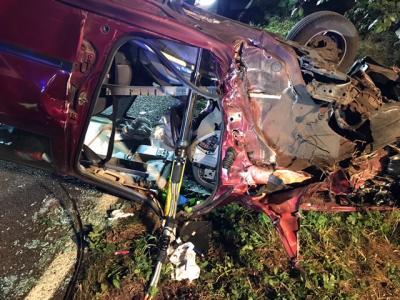Vorschaubild zur Meldung: Schwerer Verkehrsunfall auf der L 22 OV Schönermark - Keller