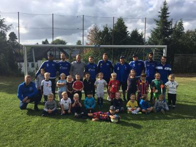 Foto zur Meldung: G-Jugend - Germania baut wieder eine Bambini-Mannschaft auf