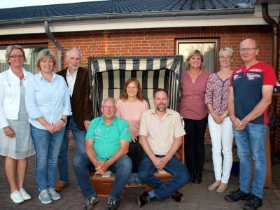 Foto zur Meldung: konstituierende Sitzung der Gemeindevertretung  Goldelund