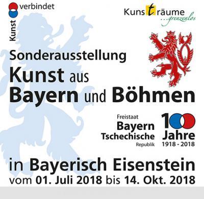 Sonderausstellung Kunst aus Bayern & Böhmen