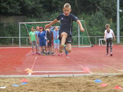 Foto zur Meldung: GSA-Olympiade am 26.06.18