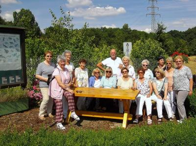 "CDU Frauen-Union Holzwickede zu Besuch ""Am Oelpfad"""