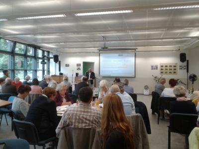 Vorschaubild zur Meldung: Regionalkonferenz des Seniorenrates des Landes Brandenburgs