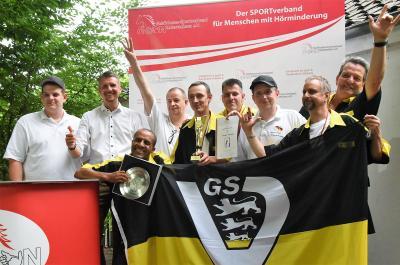 Sieger des 3. Bundesländerkampfes 2018 Baden-Württemberg