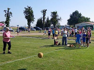 Foto zur Meldung: Sportfest an der Grundschule Mühlberg