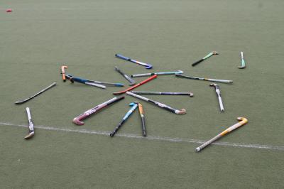 Foto zur Meldung: Sommerferien für die Hockeymannschaften