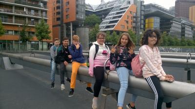 Vorschaubild zur Meldung: Bericht zum Wandertag der Religionskinder der Klassen 5/6 nach Berlin