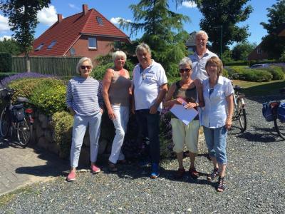 Foto zur Meldung: Schafflund schönster Garten