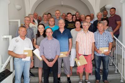 Foto zu Meldung: Stadt Pritzwalk fördert Vereine mit fast 70000 Euro