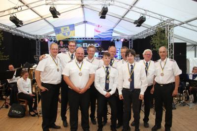 Vorschaubild zur Meldung: Feuerwehr Borgwedel erfolgreich beim Amtsfeuerwehrtag