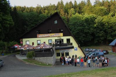 Foto zur Meldung: Achterbahnfeeling auf der Anreise –Tschechien Tag 1