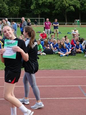 Foto zur Meldung: A- und C-Jugend des HSV04 sind BÄRLIN CUP-Sieger 2018