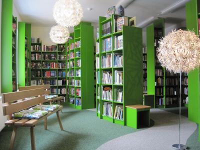 Vorschaubild zur Meldung: Sommerpause in der Bibliothek