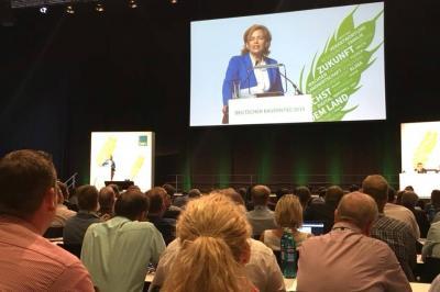 Bundeslandwirtschaftministerin Julia Klöckner