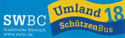 Vorschaubild zur Meldung: Schützenbus in Steinhausen - Wichtiger Hinweis