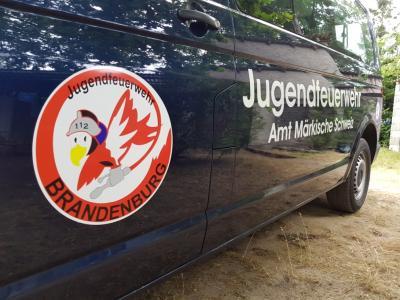 Foto zu Meldung: Spannende Tage im Jugendfeuerwehr-Lager