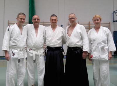 Vorschaubild zur Meldung: Aikido-Lehrgang in Chojnice mit Michel Erb