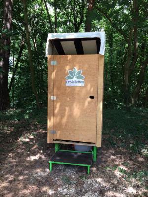 Vorschaubild zur Meldung: EcoToiletten in Rüdersdorf aufgestellt