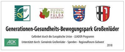 Vorschaubild zur Meldung: Eröffnung des Generationen-Gesundheits-Bewegungsparks in Großenlüder