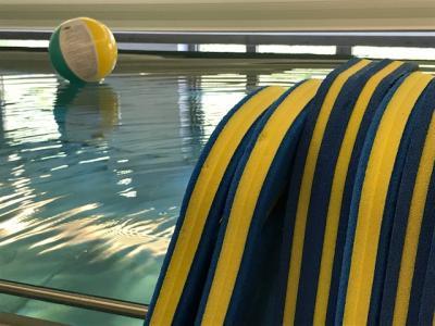 Foto zur Meldung: Aquafitnesskurse in den Sommerferien