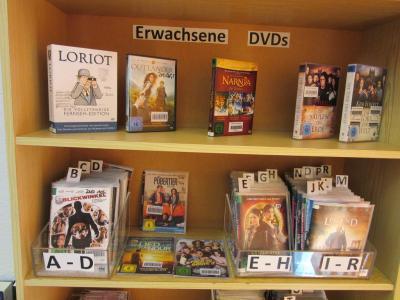 Foto zur Meldung: Neue Hüllen für DVDs und Hörbücher für Kinder