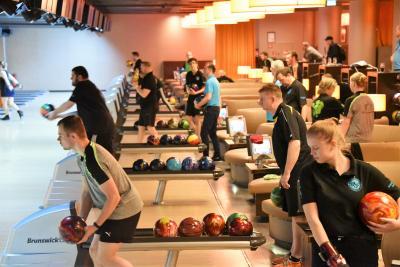 Foto zur Meldung: Landesmeisterschaften 2018 im Bowling Doppel