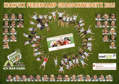 Vorschaubild zur Meldung: Feriencamp Großschweidnitz Fotos