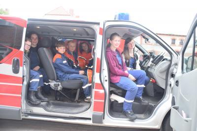 Vorschaubild zur Meldung: Jugendlager der Jugendfeuerwehren der Stadt Perleberg