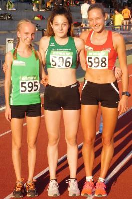 Foto zur Meldung: Bayerische Meisterschaften