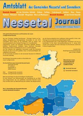 Foto zur Meldung: Nessetal Journal Februar 2019