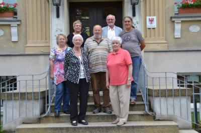 Keine Sprechstunde im August - Nächste öffentliche Beratung des Seniorenbeirats findet am 19. September statt