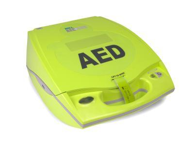 Vorschaubild zur Meldung: lebensrettender Laien Defibrillator im Amt Demmin-Land